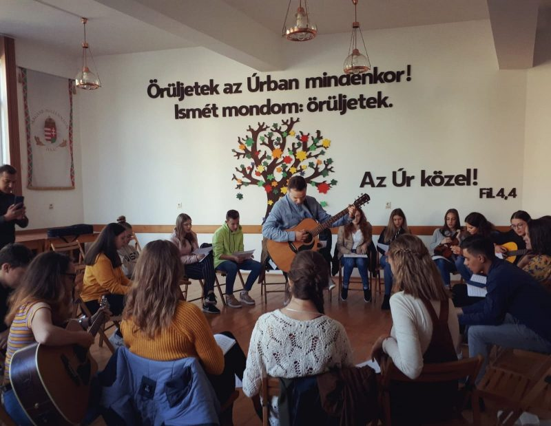 Szélrózsa − országos evangélikus ifjúsági találkozó