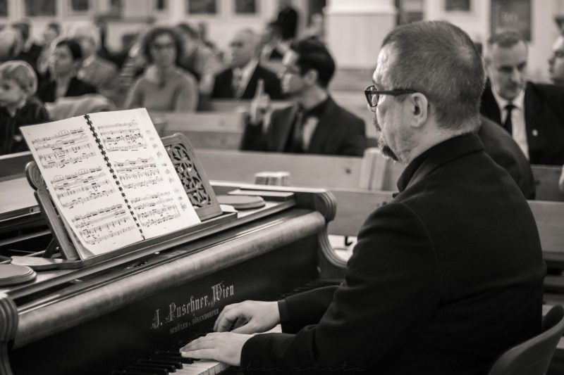 Szabó Levente orgonaművész
