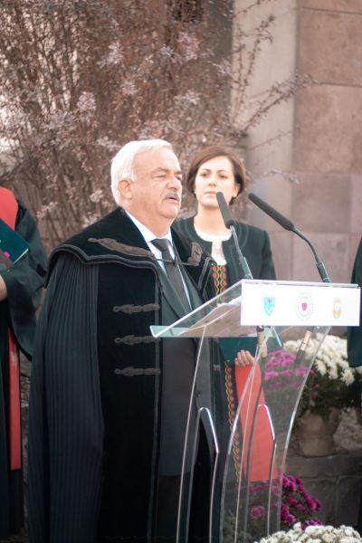 Ft. Kató Béla református püspök ünnepi beszéde