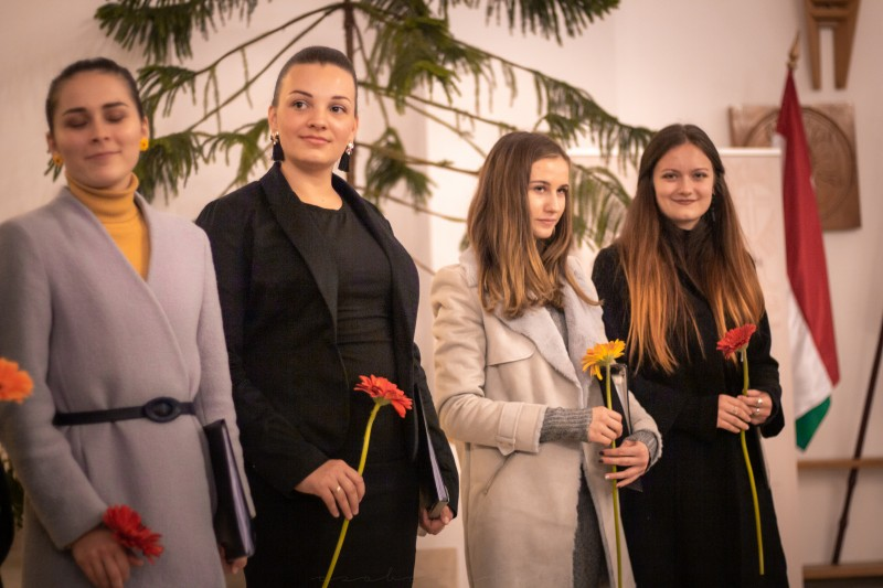 A brassói Transilvania Egyetem Zenei Fakultásának szólistái