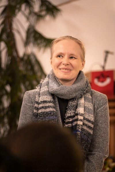 dr. Mihaela Buhaiciuc felkészítő tanár