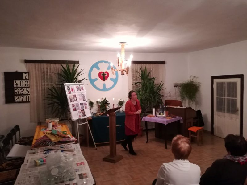 Borhaci Krisztina rövid bemutatója